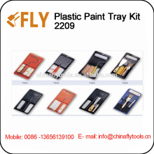 Selling Different Colors Plastic Paint Tray Kit