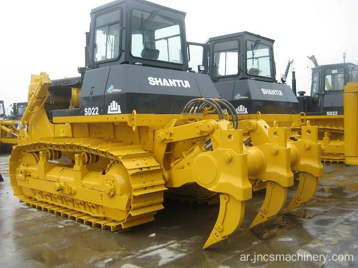 Shantui SD22 crawler pourdozer capacity 220hp للبيع