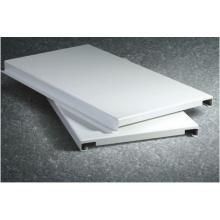 600 * 600mm Suspendido Azulejos de techo de aluminio