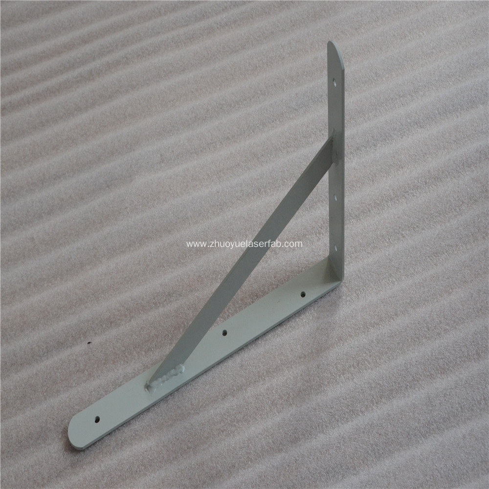 Custom Sheet Metal Fabrication 90 Angle Bracket