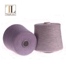 Topline merino wool polyamide nylon blended sweater yarn