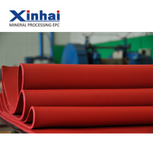 Red Heat Resistant Natural Rubber Sheet / wear resistant rubber sheet Group Introduction