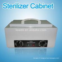 Stérilisateur à air chaud dentaire de stérilisateur de chaleur sèche de soins dentaires