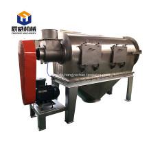 Luftstromsiebmaschine zum Trennen von zerkleinertem Kräuterpulver