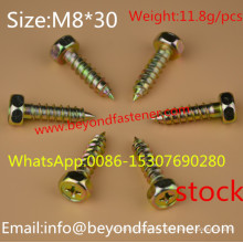 Hex Head Self Tapping Screw Wood Screw