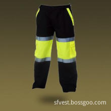 reflective workwear fabric Reflective Pants (SFK3)