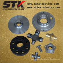 Precision Metal Parts by CNC Machining and Turning (STK-C-1026)