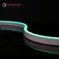 Luzes de tira impermeáveis endereçáveis do diodo emissor de luz IP68 do cabo flexível