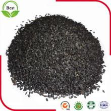Натуральные Очищенные Черные Семена Кунжута