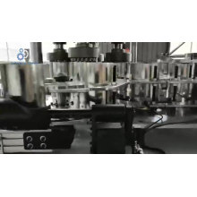 máquina para hacer latas de metal para salsa de tomate / bebida