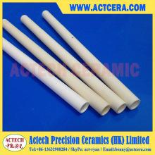 Hochleistungs-99% Al2O3 / Aluminiumoxid-keramische Rohrbearbeitung / Herstellung