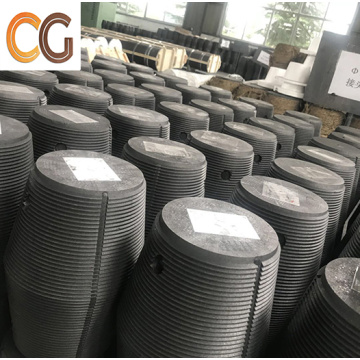 RP diameter 200mm Graphite Electrodes for steel plant