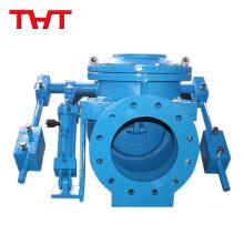 Tipo de pistón de la válvula de retención del agua potable del ángulo de cierre del suppler de China