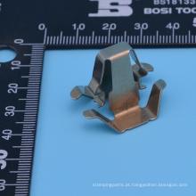 Metal de bronze de qualidade que carimba as peças