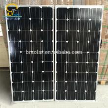 fabricants de panneaux solaires monocristallins flexibles en aluminium de 300 watts en Chine