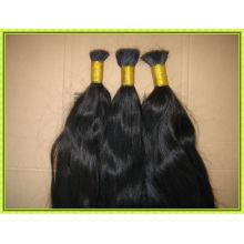 100% cheveux humains bon marché et populaire