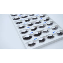 High quality Hot Selling Manufacturer Wholesale Private Label 03style 3D Eyelashes