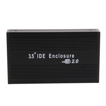 Laptop USB 3.5 HDD External Enclosure