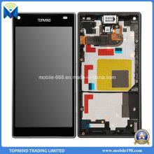 Nova tela de exibição LCD para Sony Xperia Z5 Compact