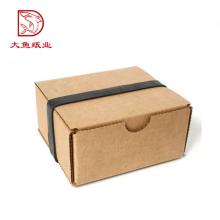 Oem customized size fashion display corrugator medicine box