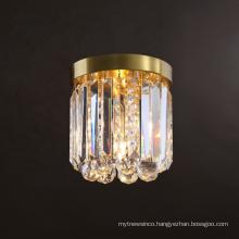 Modern luxury home pendant light  led crystal chandelier lighting