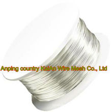 High Quality 99.99% Sliver Wire For Battery/electro factory hot sale