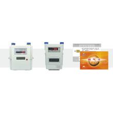 Medidor de gas del diafragma de la tarjeta del IC
