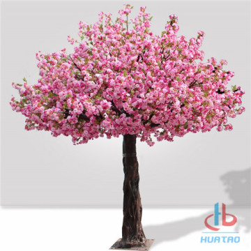 Albero di Cherry Blossom artificiale per uso dell'interno