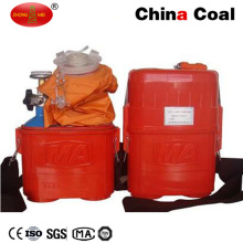 Portable Self-Contained Compressed Oxygen Zyx30 Mining Self-Rescuer