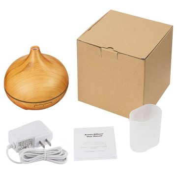 400ml Aroma Essential Oil Aromatherapy Diffuser With Timer