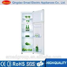 Haushaltsgebrauch Doppeltür große Kapazität stehen unten Kühlschrank Kühlschrank