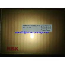 NSK 70BNR10STYNDBBELP-01 Angular contact ball bearing