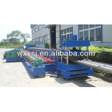 Crash Barrier Forming Machine