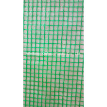 PE Scaffolding Leno Tarpaulin, Coated Mesh Fabric