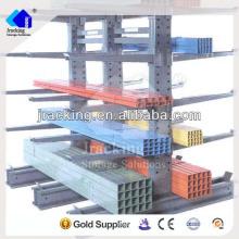 Estantería industrial montada en la pared, estante voladizo del almacenamiento del almacén del proveedor de Jiangsu