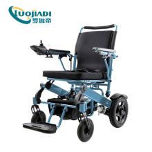 Outdoor Aluminium Auto Folding Electric Power Wheelchair