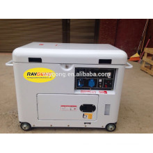 5KVA super silent diesel generator est