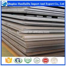 La Chine fournissent la meilleure qualité Corten Steel Plaque d'acier de Corten avec le prix raisonnable sur la vente chaude!