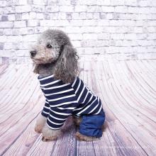 2017 pet acessórios roupas para animais de estimação cão casaco com capuz jumpsuit set roupas