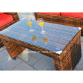 New Design Modern Garden Rattan/Wicker Sofa Leisure Outdoor Furniture