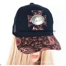 (M-1055) Gorra de béisbol promocional de encargo del golf de los deportes