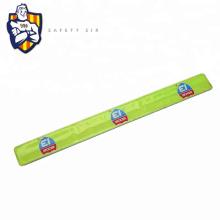 Reflective led armband,slap snap Reflective armband