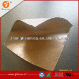 flexible gold mica plate