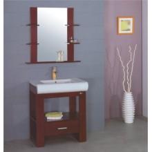 Solid Wood Bathroom Vanity (B-202)