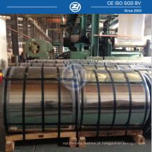 Bobina de aço de alumínio galvanizada colorida Prepainted