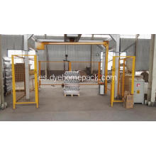 Rotary Arm Pallet Stretch Wrapper