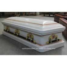 18 Ga cercueil métallique & cercueil (WM01)