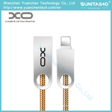 OEM Spring Charging Type C Micro Data USB Cord Phone Lightning Cables for Samsung iPhone