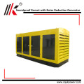 AC SOUND PROOF CUMMING DIESEL GENERATOR 1200KW MOTORES UTILIZADOS AL POR MAYOR