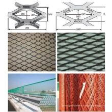 Mightey сталь Расширенная сетка металла/алмазов выдавливание металлических листов (фабрики оптом)
